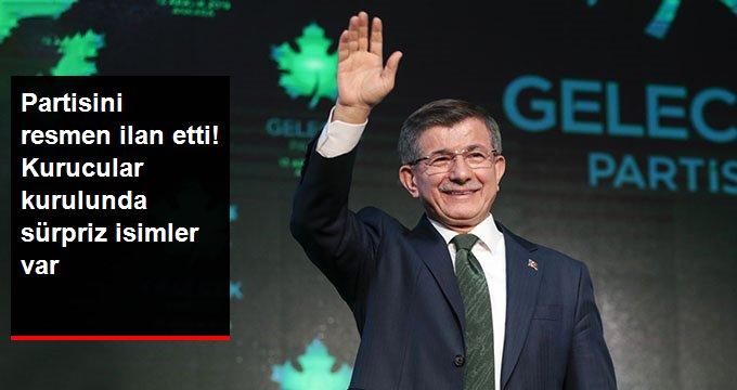 Yeni Parti Ankara'da Kuruldu