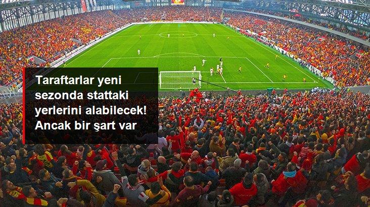 TFF Başkanı Nihat Özdemir'den taraftarlara müjde!