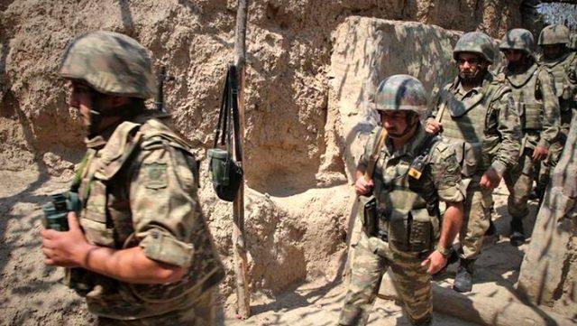 Azerbay'can 10 Ermeni Askerini Öldürerek 5 Köyü Kurtardı