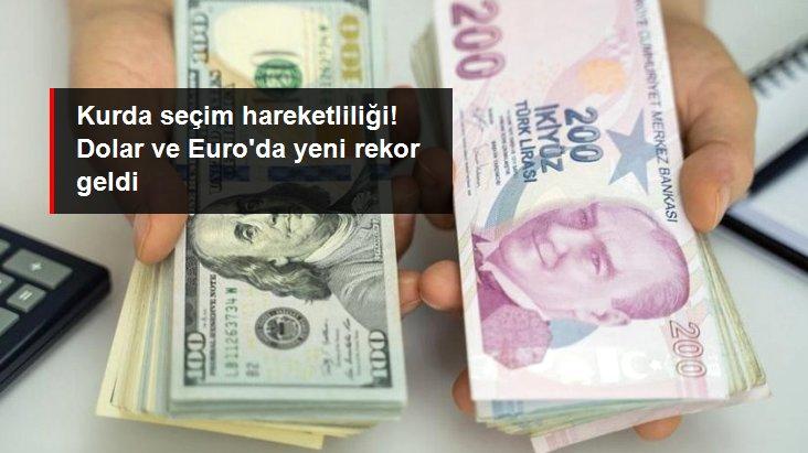 Güne Yükselişle Başlayan Dolar, 8,56 ile Yeni Zirveyi Gördü