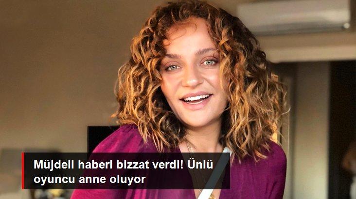 Oyuncu Didem Balçın, Hamile Olduğunu Açıkladı