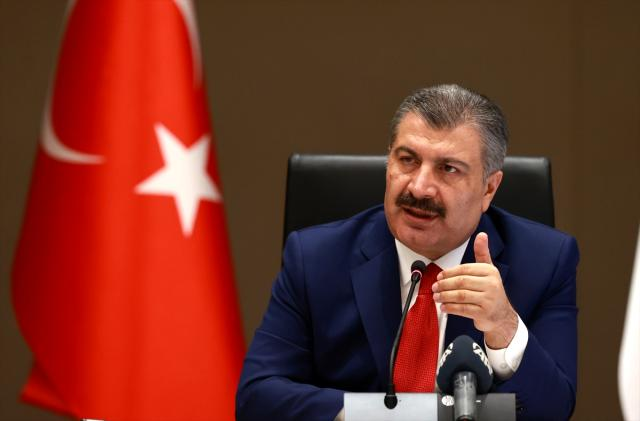 Türkiye'de Bugünkü Yeni Vaka Sayısı