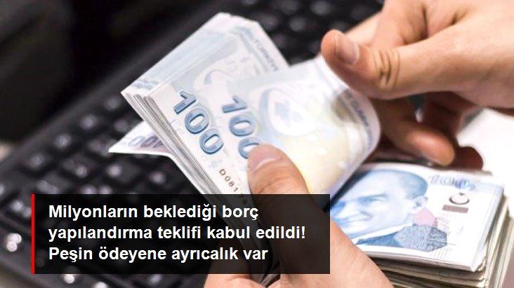 Vergi ve SGK Prim Borçları 18 Taksitle Ödenebilecek